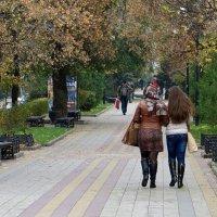 Октябрь на Дону :: Татьяна Смоляниченко