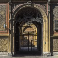 Историческая арка :: Valeriy Piterskiy