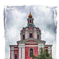 Храм Вознесения Господня за Серпуховскими Воротами :: марк