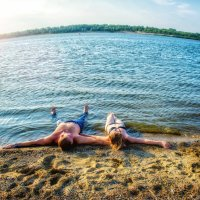 Наташа и Андрей. 5 лет вместе :: Татьяна