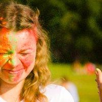 Фестиваль Красок :: Никита Сницарев