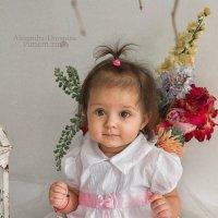 куколка Вика* :: Александра Домнина