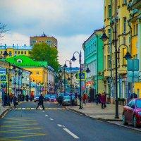 Москва, улица Пятницкая :: Игорь Герман