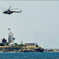 Полёт над Херсонесом :: Кай-8 (Ярослав) Забелин