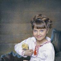 Цыпленок. :: Оксана Я