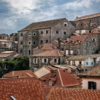 Roofs of the Old Town :: Александр Матюхин
