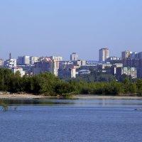 Летом на речке :: Иван Иванов