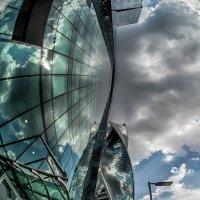 Облако в стекле :: Виталий Авакян