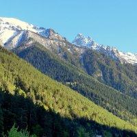 Утро в горах. :: Игорь