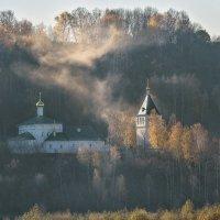 Дудин монастырь.Октябрь. :: Юрий