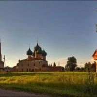 Великосельский кремль :: Дмитрий Анцыферов