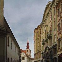 Старый Град на закате :: M Marikfoto