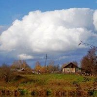 незатейливый пейзаж,осень :: Natalia Mihailova