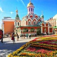 Лето в Москве :: Константин Поляков