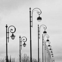фонари :: лиана алексеева