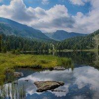 Пятое каракольское озеро :: Sergey Miroshnichenko