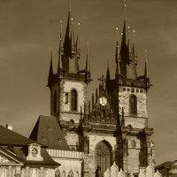 Прага. :: Galina Belugina