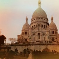 Париж.Сакре Кёр :: Galina Belle