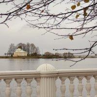 Осень. Петродворец. :: ii_ik Иванов
