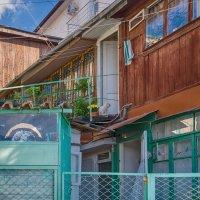 В Гурзуфе... :: Ирина Шарапова