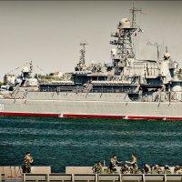 Севастополь. Морская пехота Чёрного моря :: Кай-8 (Ярослав) Забелин