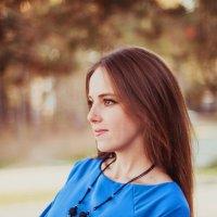 портрет в парке :: Коля Нефедов
