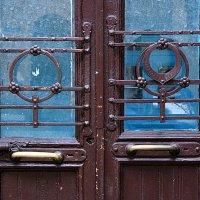 Дверь :: Ольга (Кошкотень) Медведева