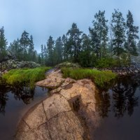 Берег озера :: Фёдор. Лашков