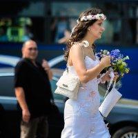 Сбежавшая невеста. :: Виктор Иванович