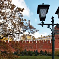 Осенний Александровский сад :: Михаил Малец