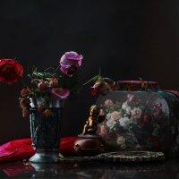 Вторично не цветут увядшие цветы... :: Natali K