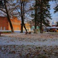 первый снег :: Андрей Куракин.