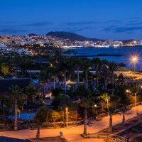 Las Americas night :: Дмитрий Чулков