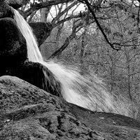 Большой водопад в Софиевке. :: Наталья