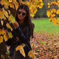 Осенний портрет :: Вера