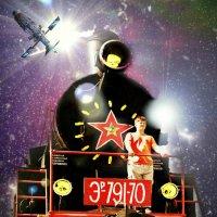 Космический вперёдсмотрящий :: Кай-8 (Ярослав) Забелин