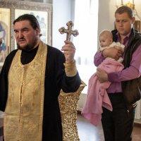 Крещение Иулиании :: Марина Алексеева