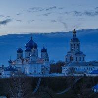 Надвигалась туча снеговая :: Сергей Цветков