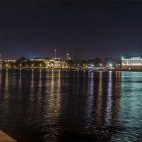 Ночь над Невой** :: Valeriy Piterskiy
