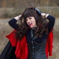 Чего боятся вампиры? :: Дина Горбачева