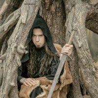 Странствующий монах-воин. :: Сергей Гутерман