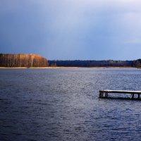 озеро :: Владимир Бурдин
