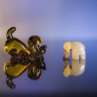 Слон и Моська . :: Константин Батищев