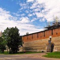 Зарайский Кремль. Реконструкция. :: Джулия К.