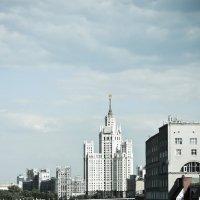 Сталинская высотка :: Александр Сошников