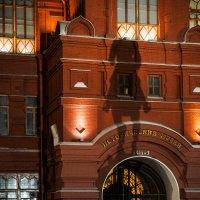 Ночь у музея :: Константин Фролов