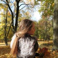 Осенняя прогулка :: Оксана Кошелева