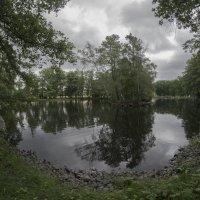 Озерцо :: Борис Аарон