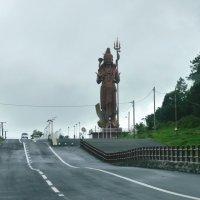 Путь к храму Шивы :: Ольга Васильева