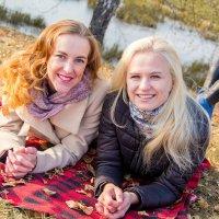 Снежана и Анна :: Snezhana V.